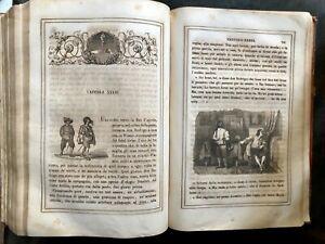 Promessi Sposi - Alessandro Manzoni - 1869 Recheide Milano
