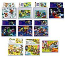 Puzzles mit Hülle von 1996 aus dem Überraschungsei zur Auswahl
