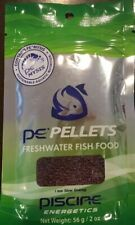 1 - PISCINE ENERGETICS 1MM PELLETS SLOW SINKING FRESHWATER 2 OZ. NO EXPIRATION