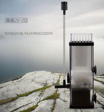 Fish Tank Aquarium Surface Skimmer Filter Freshwater Marine 300L/H Water Pump