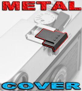 HOT SHOE FLASH COVER CAP METAL ADATTO A CANON EOS-M EOS M M50 M5 M6 M3 G10 G11