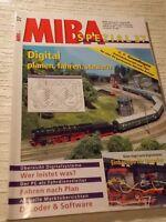 MIBA Spezial Nr.37 - Digital planen,fahren ,steuern