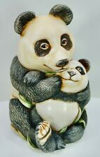 Harmony Kingdom Gentle Giant Panda Box Figurine Zoo Keepers Series prototype
