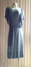 Women's InWear Yora Style Olive Green / Grey Dress Size Medium