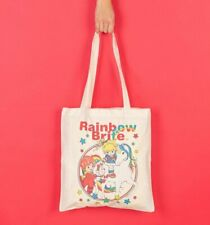 Official Rainbow Brite And Starlite Tote Bag