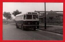 Birmingham Bus Photo ~ BCT 2262: JOJ262: 1951 Leyland MCW OIympic - 4: Pool Farm