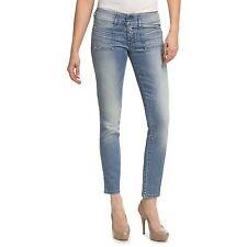 New $210 DIESEL Skinny Ankle Jeans Crop Denim Pants Capri Womens Size 10 W30x34L