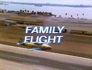 Family Flight - 1972 US tvm Stars: Rod Taylor, Dina Merrill, Kristoffer Tabori