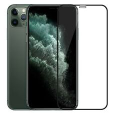 3x iPhone 11 | Pro | Max Panzer Folie Glas Display Schutz FULL Cover Clear 9H