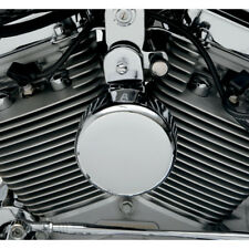 Round Chrome Horn Cover For Harley-Davidson