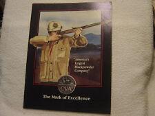 CVA 1985 catalog