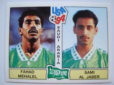 No.326 Mehalel / Al Jaber ARABIA - 1994 Panini USA 94 WM FIFA Original New