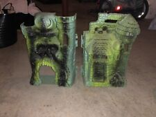 Masters of the Universe MOTU He-Man Mattel Castle Greyskull Playset Parts