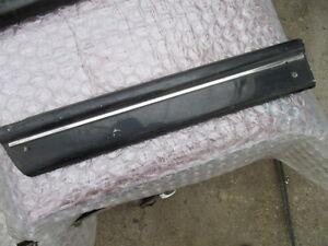 Lancia Flaminia Pininfarina Coupe Moulding Bezel Fairing Ber. Rear Seat