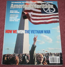 AMERICAN HERITAGE - MAY, 2001 - HOW WE WON THE VIETNAM WAR