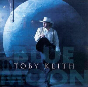 TOBY KEITH Blue Moon CD BRAND NEW