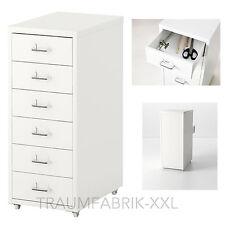 IKEA unité de tiroir caissons secrétaire / armoire pour bureau blanc