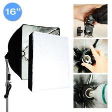 "16"" Speedlite/Studio Flash Umbrella Softbox Reflector for Product Photography"