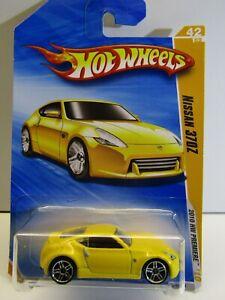 Mattel Hotwheels 2010 Release Nissan 370Z 2 Door Coupe # R0957-0814