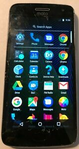 [BROKEN] Motorola Moto G5 Plus 32GB Gray (Unlock SmartPhone Cracked Glass