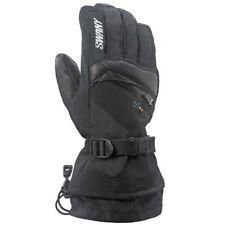 New! Swany Sx-80M X-Change Ii Men's Ski Snowboard Gloves Color Black Size Large