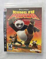 Playstation 3 PS3, KUNG FU PANDA -- BRAND NEW FACTORY SEALED RARE GAME