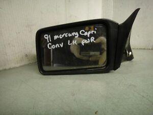 Door Mirror MERCURY CAPRI Left 91 92 93