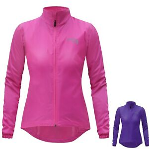 Brisk Bike Cycling Rain Jacket Women RJ2