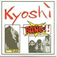 (762C) Kyoshi, Bang! / Your Own Beat / Up Late - DJ CD