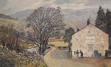 (19912) Postcard - GB Upper Wharfedale, Yorkshire NEPR9