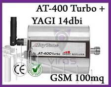 Ripetitore amplificatore Anytone GSM GPRS AT400 TURBO YAGI 14db antenna GSM CEE