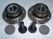 2 Wheel Bearing / HUB W. ABS SEAT ALTEA TOLEDO III ALHAMBRA Rear Right/Left New