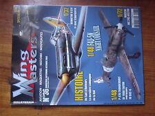 $$y Revue Wing Masters N°36 Spitfire MK V  RAF  F4U-5N  Dewoitine D.520