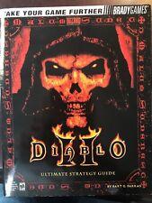 Diablo Ii 2 Ultimate Strategy Guide By Brady Games Book