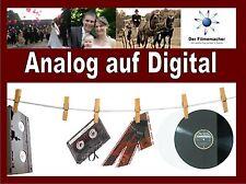 10 Hi8, Video8 Digital8 Bänder KOPIEREN / DIGITALISIEREN / ÜBERSPIELEN auf DVD