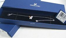 Swarovski Better Butterfly Bracelet, Crystal Authentic MIB Adjustable 5086253