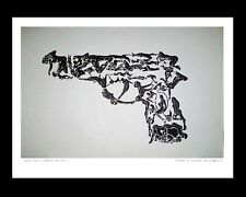 'GONNA NEED A WARRANT FOR THAT': 99 problems - Jay Z - FINE ART PRINT