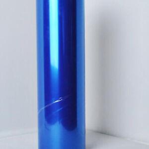 3M x 30cm Automotive Headlights Fog Side Marker Tail Lamps Blue Tint Film DIY