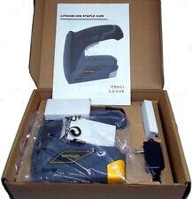 NEW WERKTOUGH CSG01 CORDLESS STAPLE GUN ELECTRIC STAPLER TACKER RECHARGEABLE USB