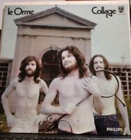 LE ORME COLLAGE - VINILE 33 GIRI ORIGINALE - NUOVO GATEFOLD - PHILIPS 6323007 A