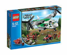 LEGO City Schwenkrotorflugzeug (60021)