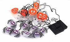 Halloween LED Luces luces- diseño Enviado En Al azar- funciona con pilas