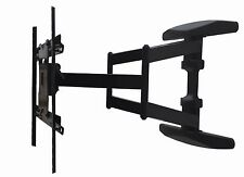 "Slim 1.7"" Arm Mount with 31"" Long Extension  LED TV Mount for  Samsung 32""-60"""
