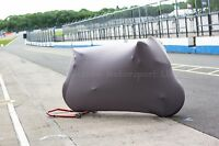 Ducati Panigale 899, 959 Super Soft Stretch Indoor Bike Cover Breathable Grey