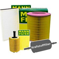 MANN FILTER SET KOMPLETT FÜR AUDI A6 4F2 C6 Avant 4F5 C6 2.0 TDI