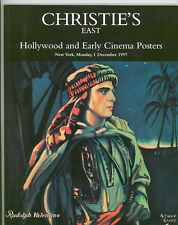 2 of the best movie poster auction catalogs ever made!
