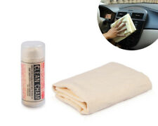 Car Boat Glass Furniture Hair Clean Cham Dry Synthetic Chamois with Storage Case