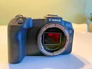 Canon RP 26.2 mp Mirrorless Digital  Camera - Black (Body Only)
