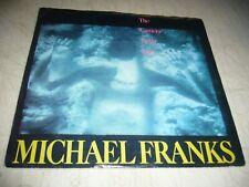 MICHAEL FRANKS THE CAMERA NEVER LIES 45 NM Warner Bros 7-27997 1987 PROMO