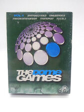 PC Spiel - The Dome Games (mit OVP)(NEU) Civilization 2 Mech Commander (Bigbox)